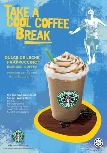 Starbucks Promotions Sungei Wang Plaza