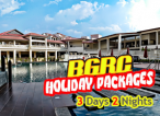 Holiday Package – 3 Days 2 Nights @ Bukit Gambang Resort City